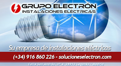 Grupo electrón—Instalaciones eléctricas