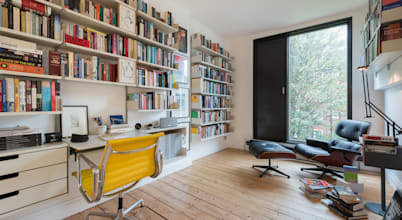 10 steps to your stylish modern home office