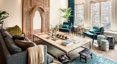 Ethnic Chic Home Couture