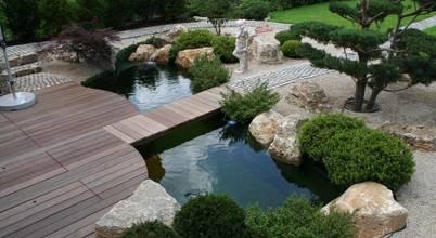 V&S Teich, Garten und Design