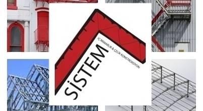 Sistem Mimarlık & Çelik Konstrüksiyon