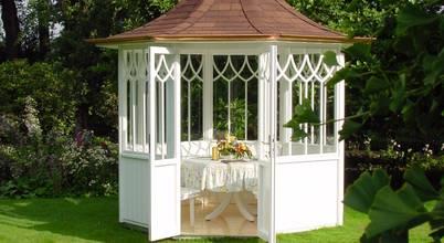 woga gartenpavillon gartenzubeh r in emsb ren homify. Black Bedroom Furniture Sets. Home Design Ideas