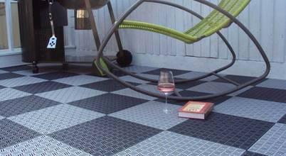 Ecotile Flooring