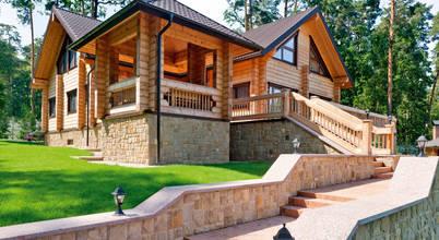 Woody-Holzhaus—Kontio