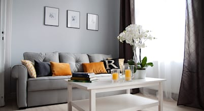 Grey shade interiors