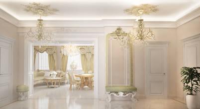 Дизайн-бюро Анны Шаркуновой <q>East-West</q>