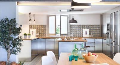 Gợi ý 13 mẫu tủ bếp đẹp và đa dạng phong cách cho nhà ở 2020