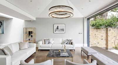 Ideal interiors: Working with light grey paint