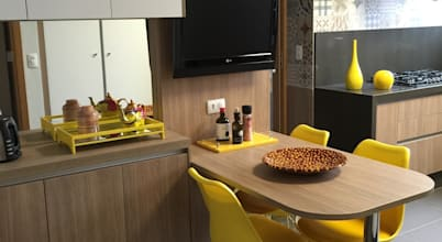 modern Kitchen by  Adriana Fiali e Rose Corsini - FICODesign