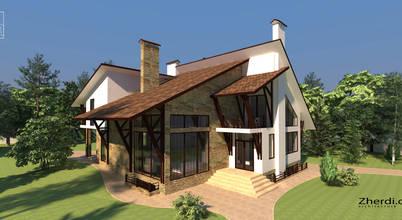 Студия дизайна и архитектуры Zherdi