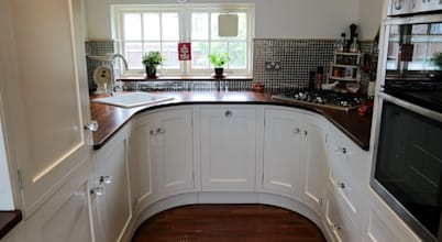 8 U-shaped kitchen designs to suit your space