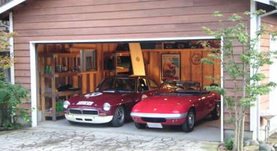 J style garage co ltd homify - Garage auto h strasbourg ...