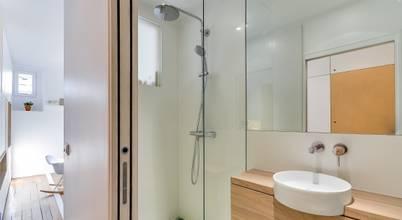 10 idées super modernes pour une petite salle de bain