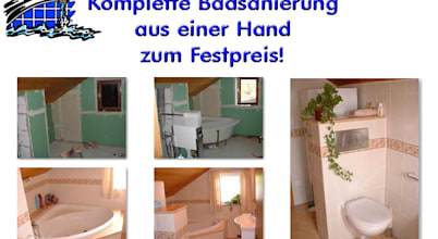 badgestaltung in neufahrn mintraching. Black Bedroom Furniture Sets. Home Design Ideas