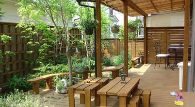 homify đề xuất: Nhà mát mẻ với 6 ý tưởng hiên kết hợp sân vườn