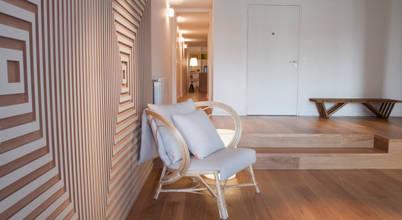 9 De los mejores halls de entrada y pasillos pequeños