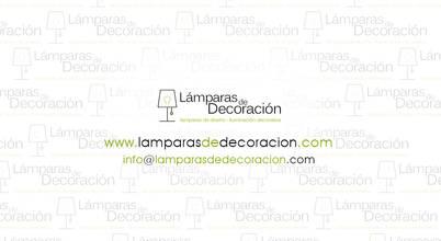 LÁMPARAS DE DECORACIÓN