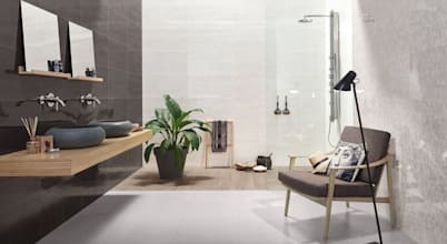 10 không gian phòng tắm tuyệt đẹp, rộng thoáng và đáng sở hữu (Phần 2)