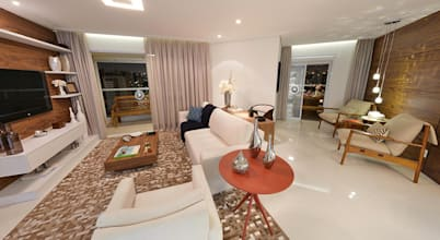 Aline Dinis Arquitetura de Interiores