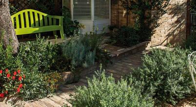 Immagini Di Giardini Moderni : Piccoli giardini moderni. top progetti giardino per villette free
