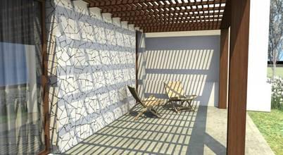 Para el piso del patio: ¿hormigón o cerámicos?