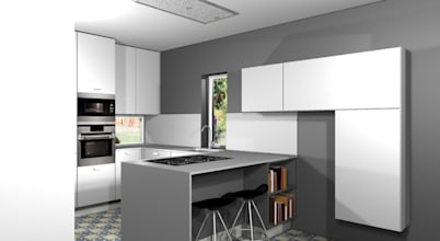 3dogma mobiliário de cozinha