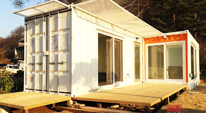 10 Astounding Container Homes That You Will Love
