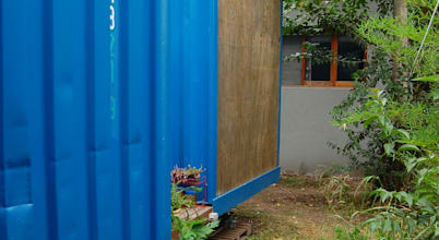 Construcción de viviendas: casas contenedor