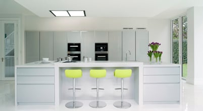 12 examples of minimalist and modern kitchens done right