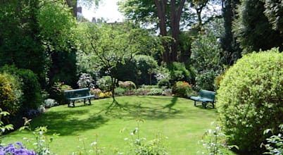 Préaux Gardens création