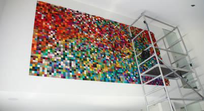 Anne van den Heuvel | studio voor kunst, akoestiek & interieur