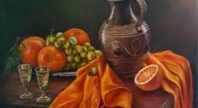 Passione pittura  miranda santoro