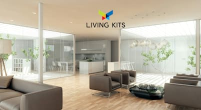 Casas Modernas | LIVING KITS