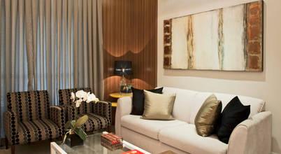 Elegância e funcionalidade em projeto de interiores residencial no Rio de Janeiro