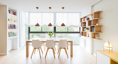 Không gian căn hộ lí tưởng cho gia đình trẻ: ấm cúng và thoáng đãng
