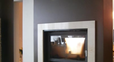 lareiras encontre um profissional especializado em lareiras para o seu projeto homify. Black Bedroom Furniture Sets. Home Design Ideas