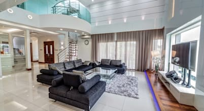Luxurious Malaysian Living Rooms with a Trendsetting Décor