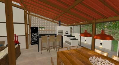 Luana Alvarenga – Arquitetura e Interiores