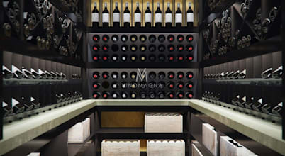 Vinomagna – Bespoke Wine cellars