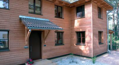 Der perfekte Familientraum - das Holzhaus eines Architekten aus Berlin