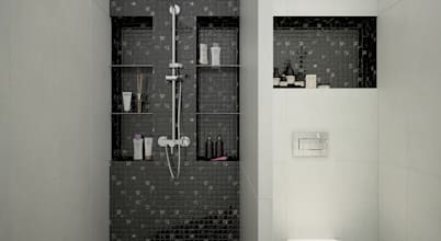 How to create a Greyscale Bathroom