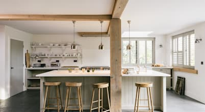 10 steps to the perfect rustic kitchen