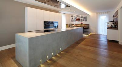 Haus Ku.:  Küche von Lioba Schneider