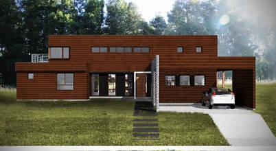 EjeSuR Arquitectura