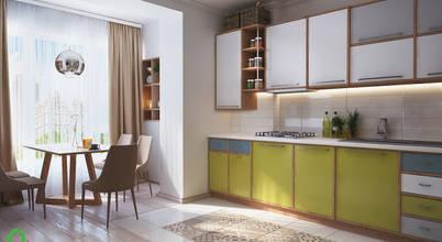 homify mách bạn: Thiết kế nội thất căn hộ cho người mệnh Mộc