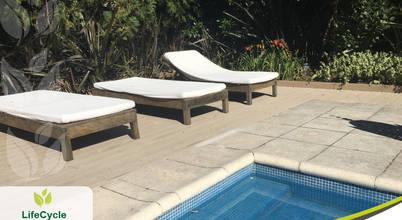 LifeCycle Eco Decking—Deck Libre de Mantenimiento