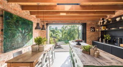 6 gợi ý mang phong cách Rustic thô mộc vào không gian nội thất