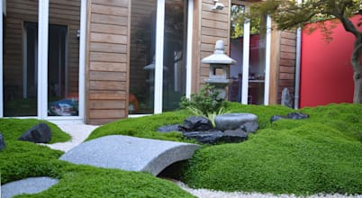 18 arquitetos paisagistas homify for Decoration jardin japonais belgique