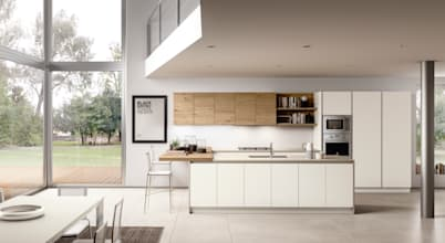 Find the best kitchen manufacturers homify for Produttori mobili classici italiani