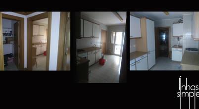 Antes e depois: de cozinha antiquada a cozinha de capa de revista!